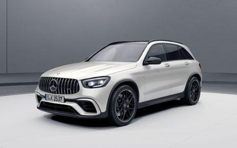 Scheda tecnica Mercedes – Benz GLC