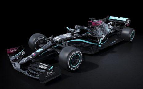 Livrea nera Mercedes 2020