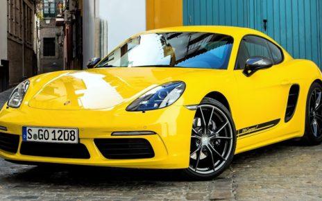 Scheda tecnica Porsche 718 Cayman