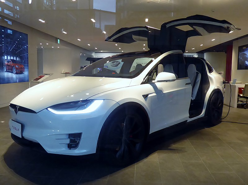 Scheda tecnica Tesla Model X
