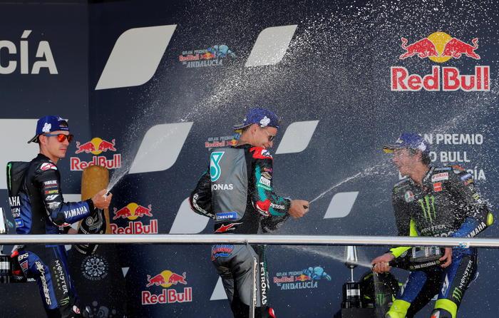 Risultati MotoGP Andalusia 2020