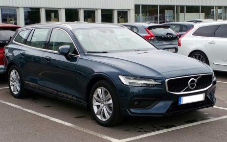 Scheda tecnica Volvo V60