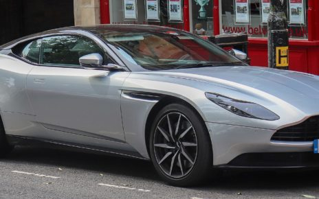 Scheda tecnica Aston Martin DB11