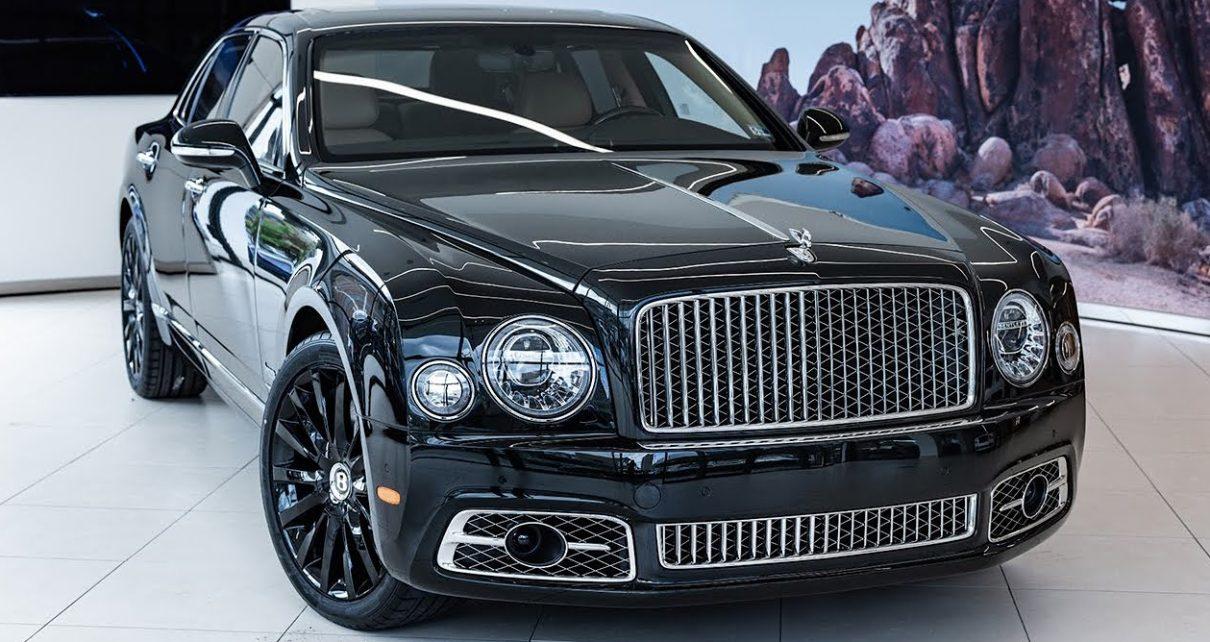 Scheda tecnica Bentley Mulsanne