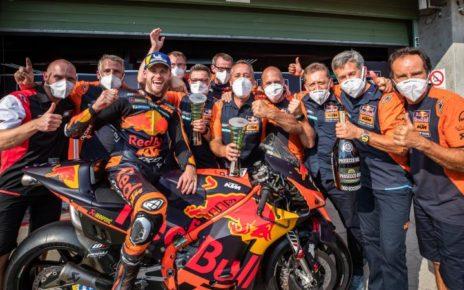 Risultati MotoGP Repubblica Ceca 2020