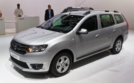 Scheda tecnica Dacia Logan MCV