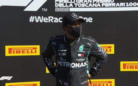 Risultati GP Mugello 2020