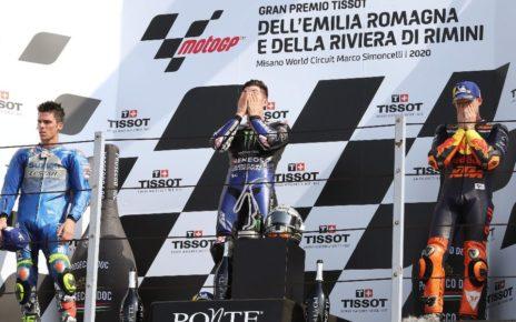 Risultati MotoGP Emilia Romagna2020