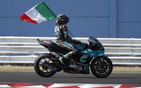 Risultati MotoGP San Marino 2020