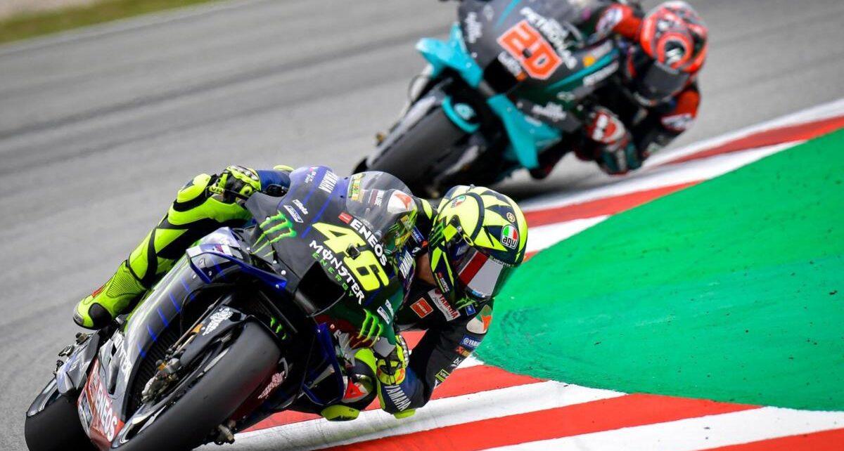Risultati MotoGP Catalogna 2020