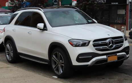 Scheda tecnica Mercedes – Benz GLE