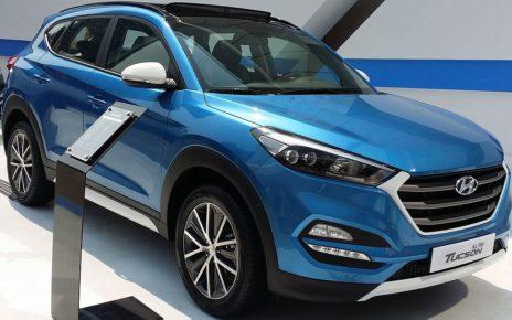 Scheda tecnica Hyundai Tucson
