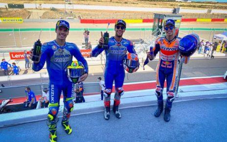 Risultati MotoGP Aragona 2020