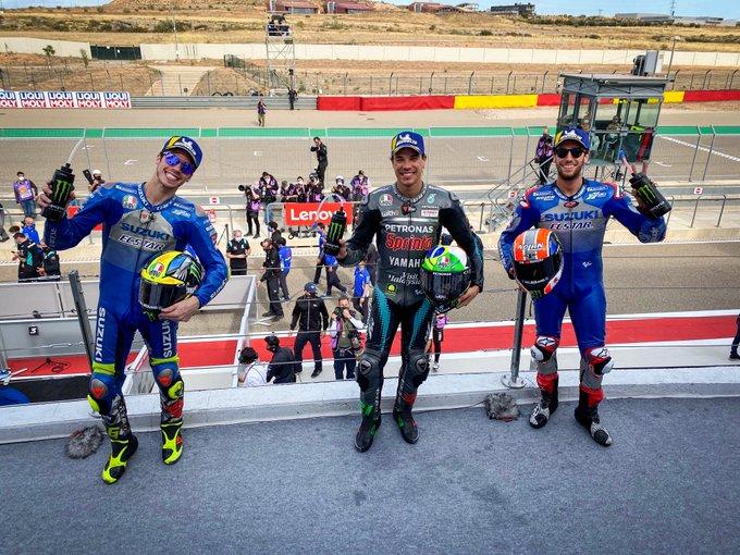 Risultati MotoGP Teruel 2020