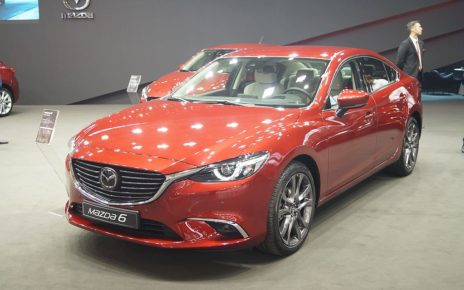 Scheda tecnica Mazda 6