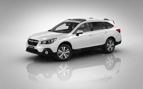 Scheda tecnica Subaru Outback