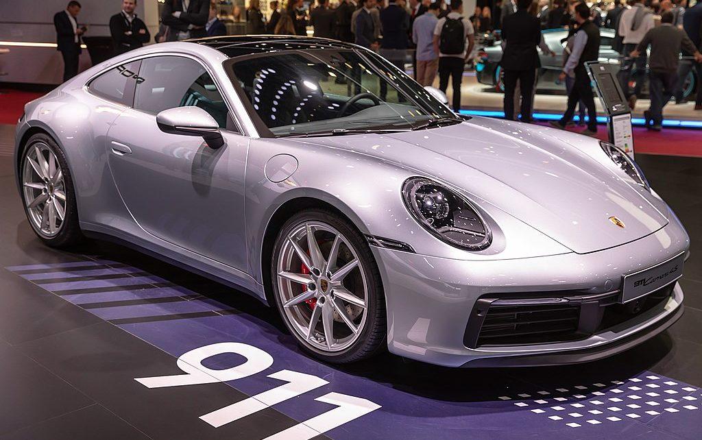 Scheda tecnica Porsche 911