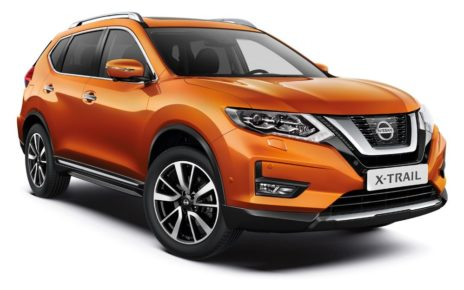 Scheda tecnica Nissan X-Trail