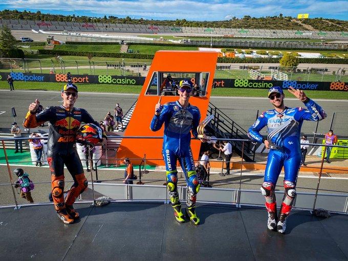 Risultati MotoGP Europa 2020