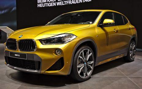 Scheda tecnica BMW X2
