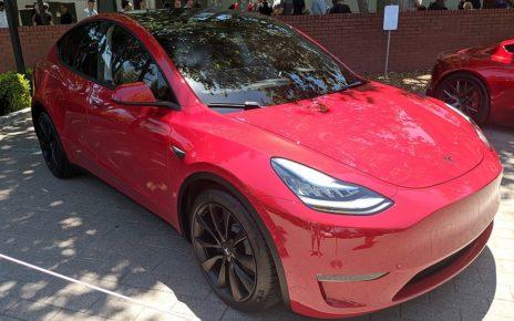 Scheda tecnica Tesla Model Y
