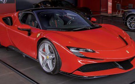 Scheda tecnica Ferrari SF90 Stradale