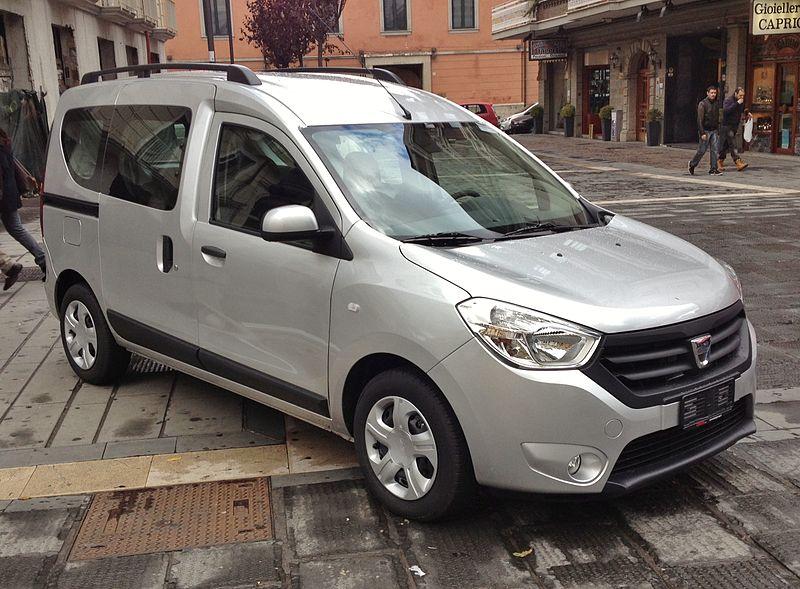 Scheda tecnica Dacia Dokker