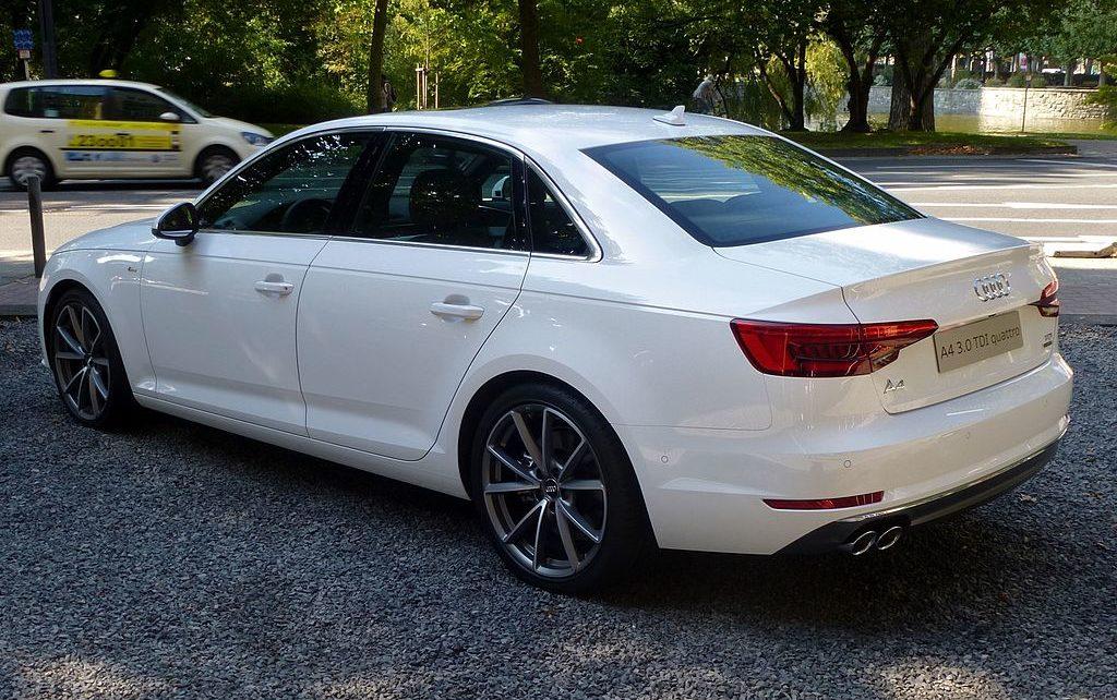 Scheda tecnica Audi A4