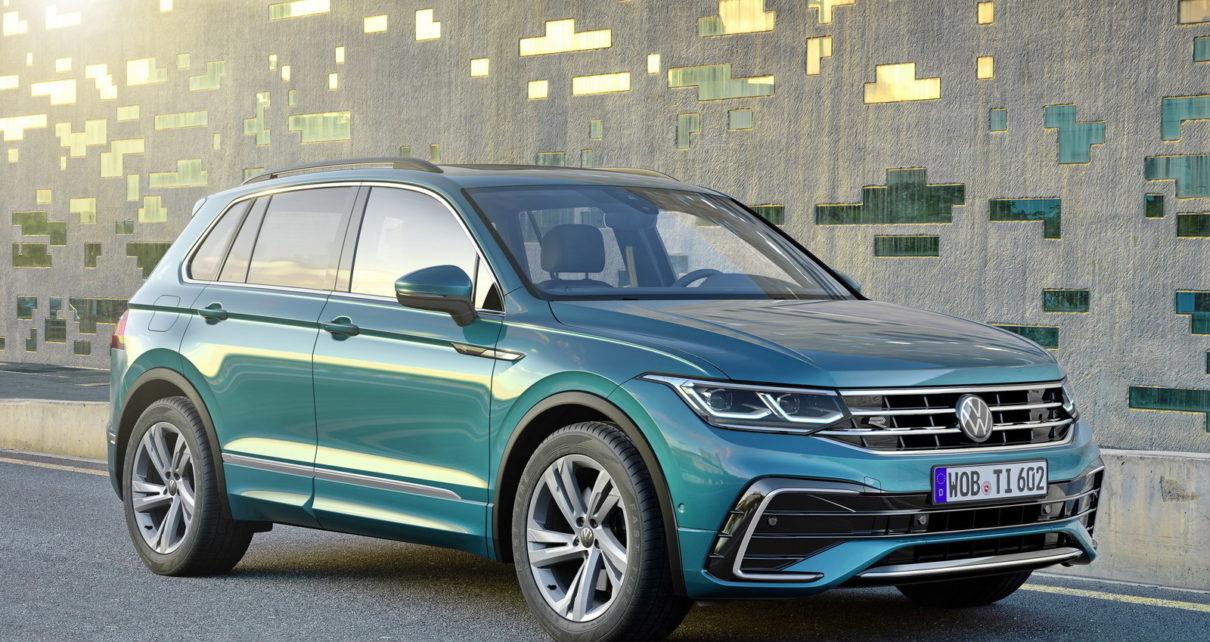 Scheda tecnica Volkswagen Tiguan