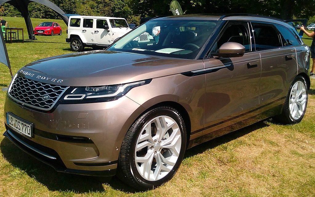Scheda tecnica Land Rover Range Rover Velar