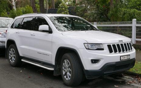 Scheda tecnica Jeep Grand Cherokee