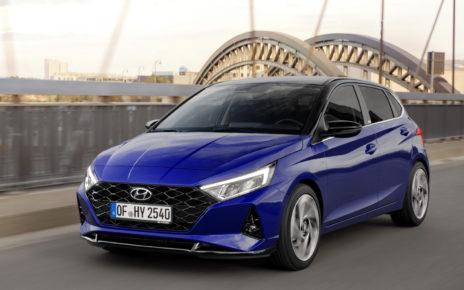 Scheda tecnica Hyundai i20