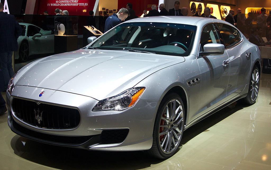 Scheda tecnica Maserati Quattroporte