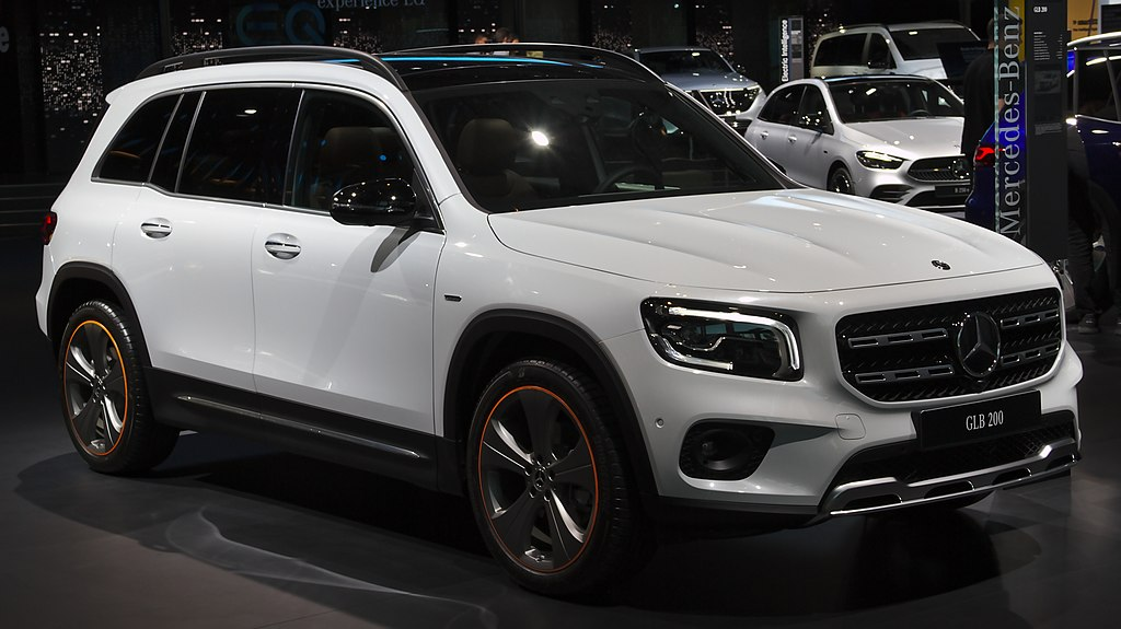 Scheda tecnica Mercedes – Benz GLB