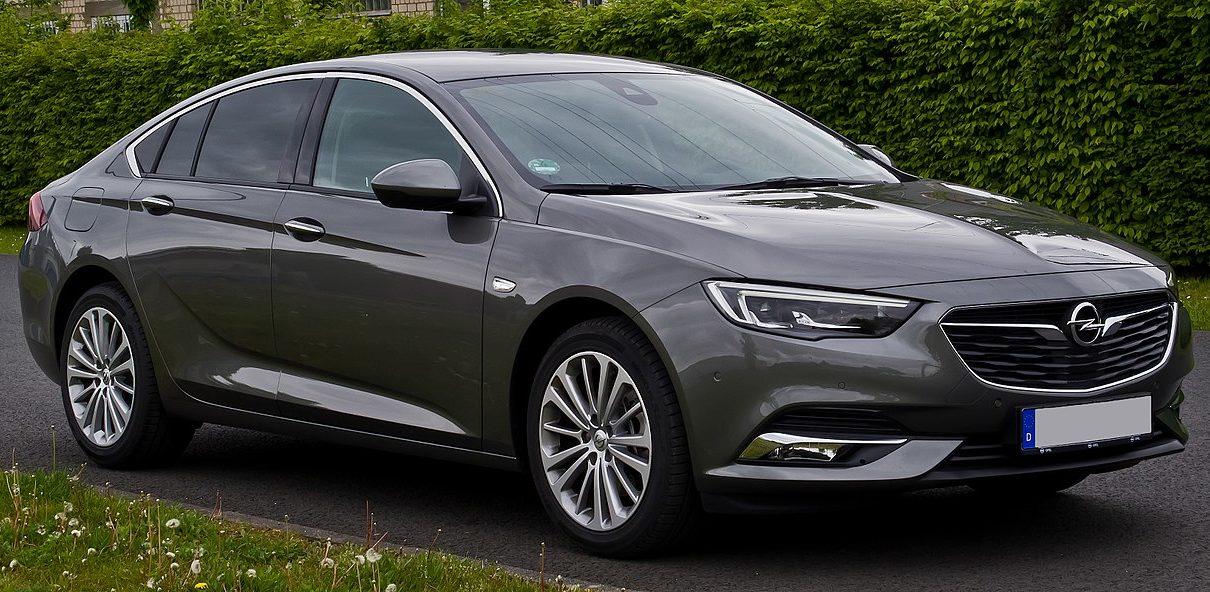 Scheda tecnica Opel Insignia