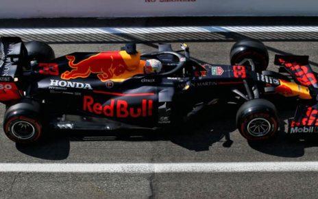 Motori Honda Red Bull