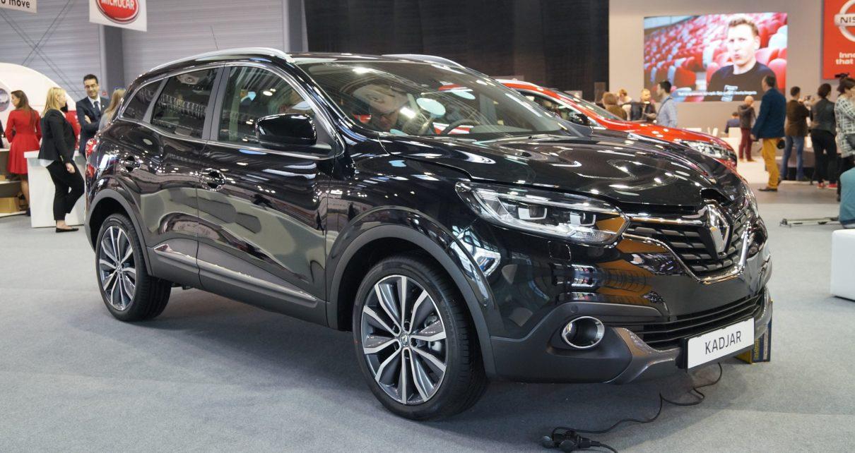 Scheda tecnica Renault Kadjar