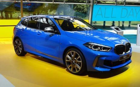 Scheda tecnica BMW Serie 1