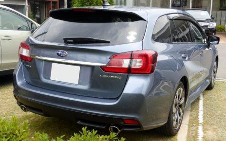 Scheda tecnica Subaru Levorg