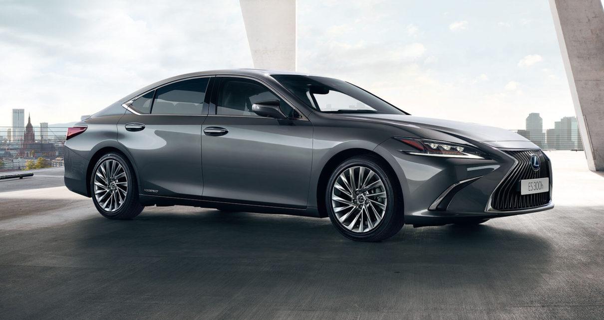 Scheda tecnica Lexus ES