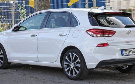 Scheda tecnica Hyundai i30