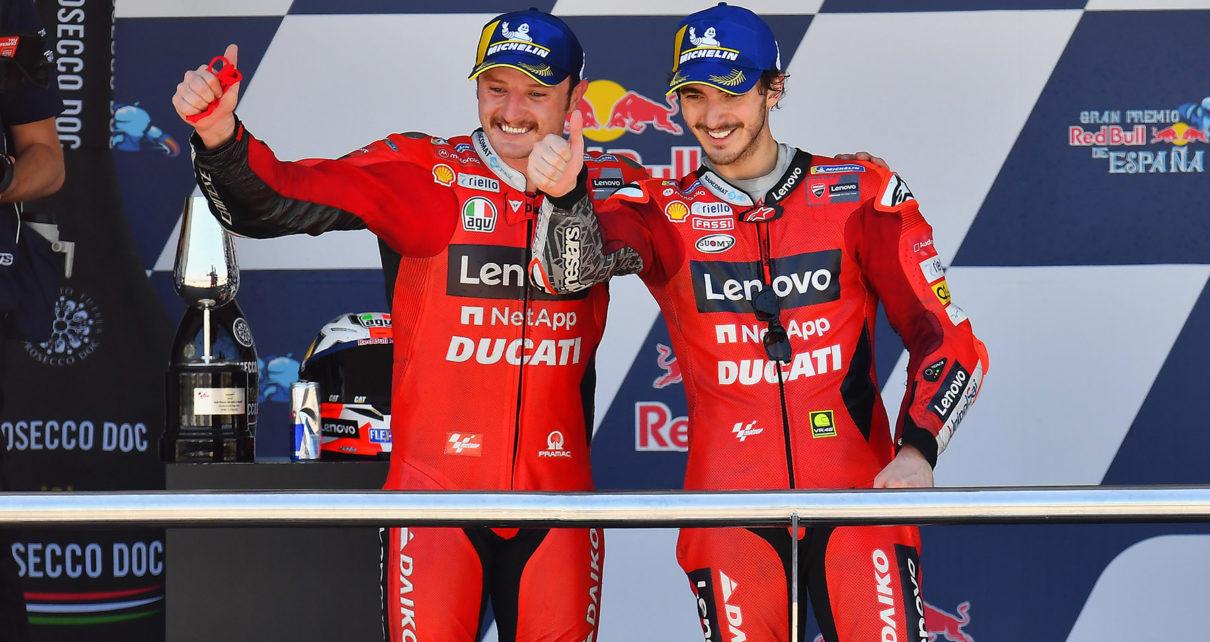 Risultati MotoGP Spagna 2021