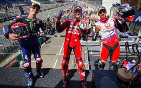 Risultati MotoGP Francia 2021