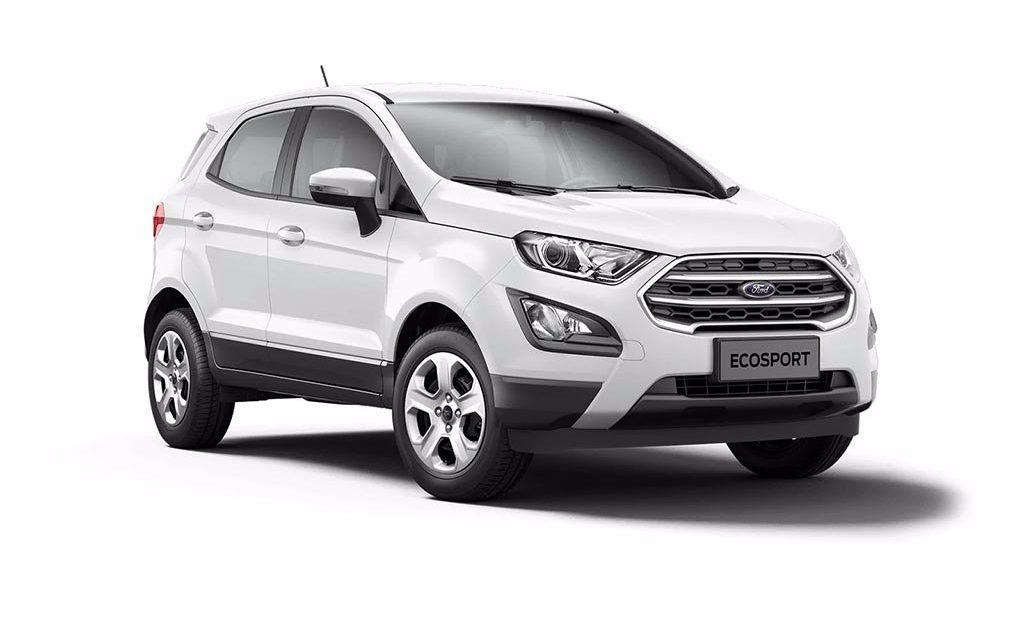 Scheda tecnica Ford EcoSport