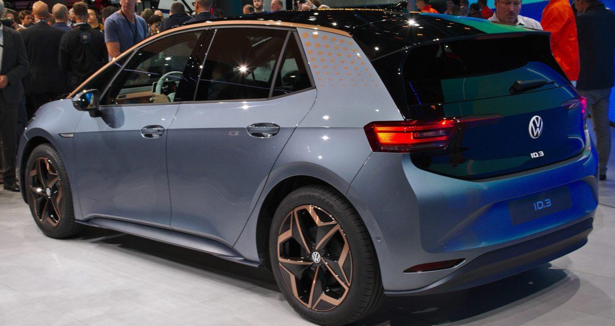Scheda tecnica Volkswagen ID.3