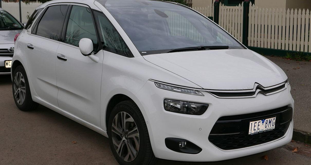 Scheda tecnica Citroën Grand C4 SpaceTourer