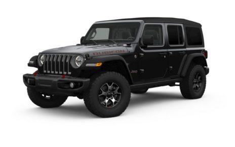 Scheda tecnica Jeep Wrangler Unlimited