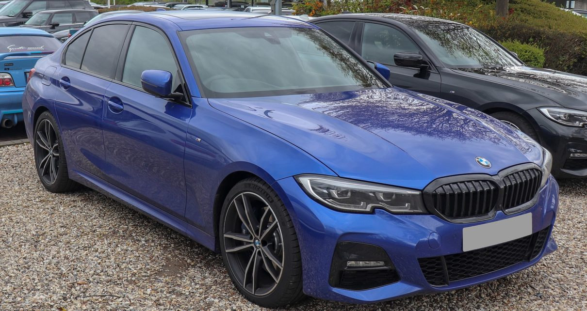 Scheda tecnica BMW Serie 3