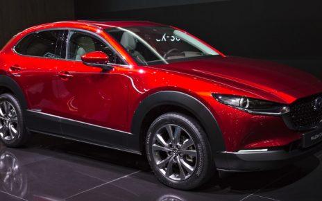 Scheda tecnica Mazda CX-30