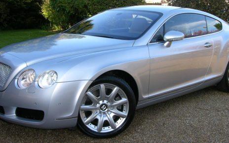 Scheda tecnica Bentley Continental GT